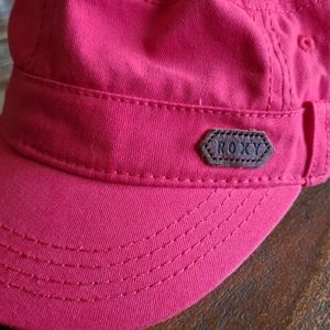 ROXY Womens Red Casual Cap OS